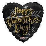 "18"" HAPPY VAL DAY GOLD 81214-18"